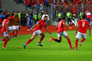"""الأهلي يعبر النجوم بثنائية مروان وزكريا """" ملخص مباراة الأهلي ونجوم المستقبل"""""""