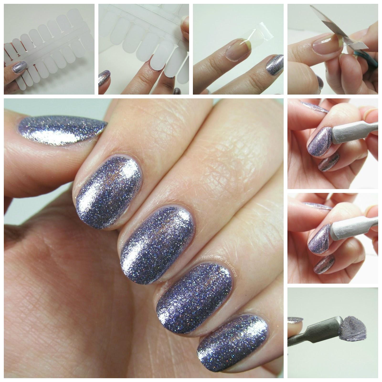 Handtastic Intentions: Nail Guards by Nail Bliss