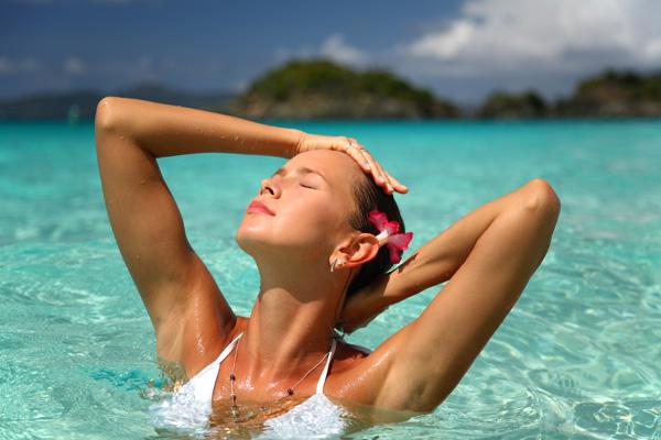 морская вода для идеальной кожи лица