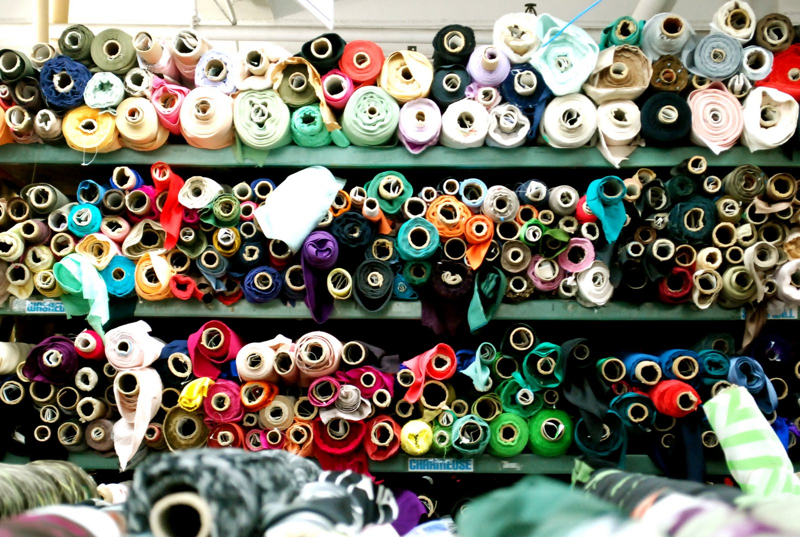 LaRoque: mood fabric : new york