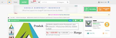 Promosi di forum kaskus