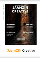 JaamZIN Creative Magazine - July 2020