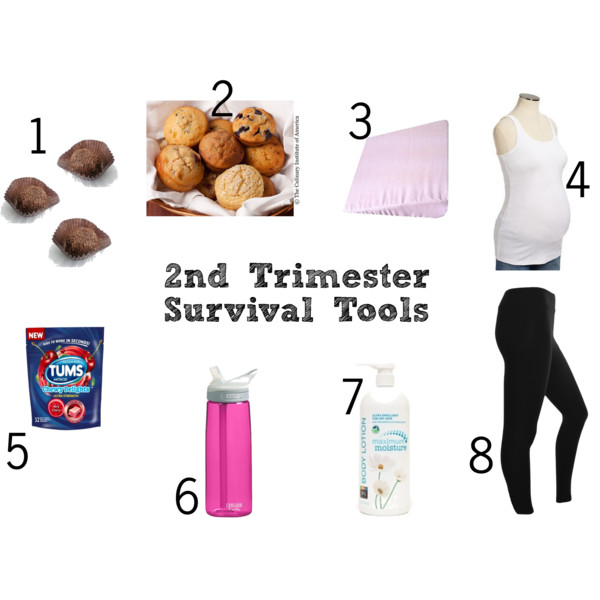 2nd Trimester Survival Tools