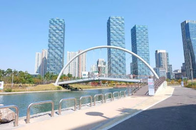Footsteps Are Left: THINGS TO DO IN INCHEON (PART 1)