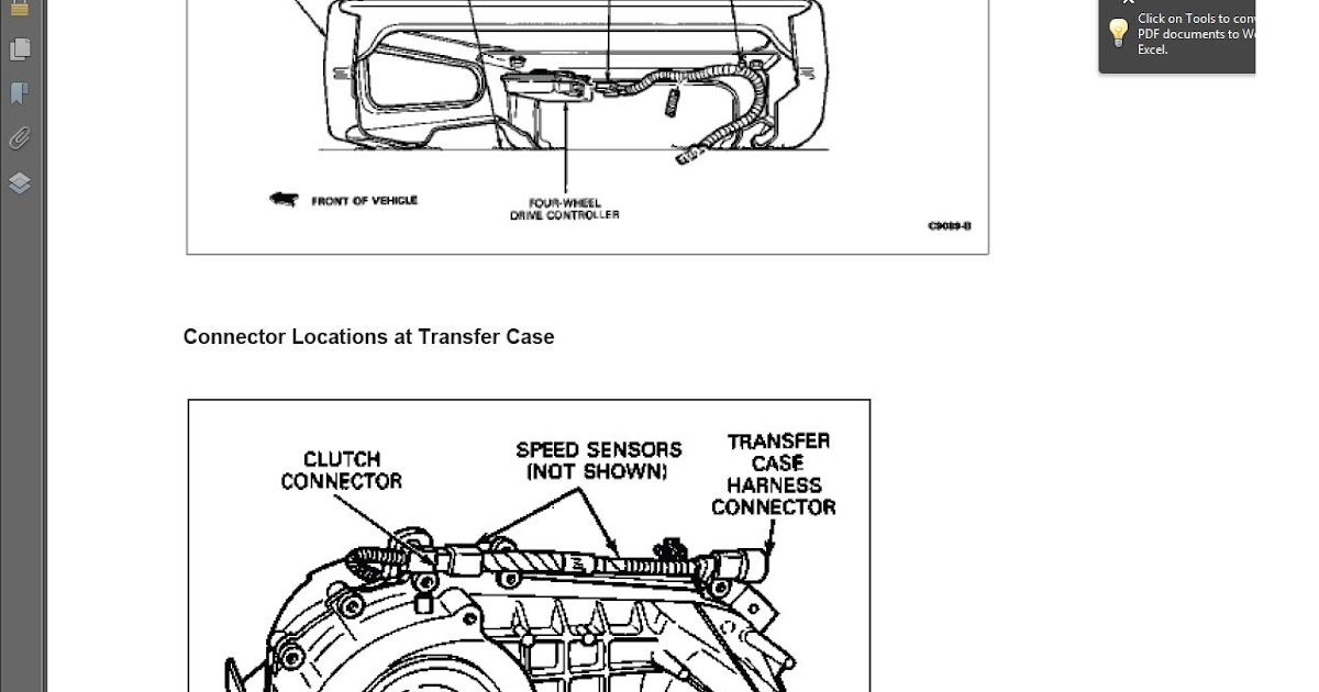 ford transit owners workshop wiring diagram