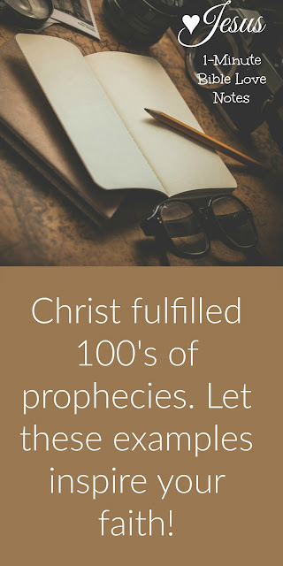 Prophetic Whispers of Christ Inspire Our Faith