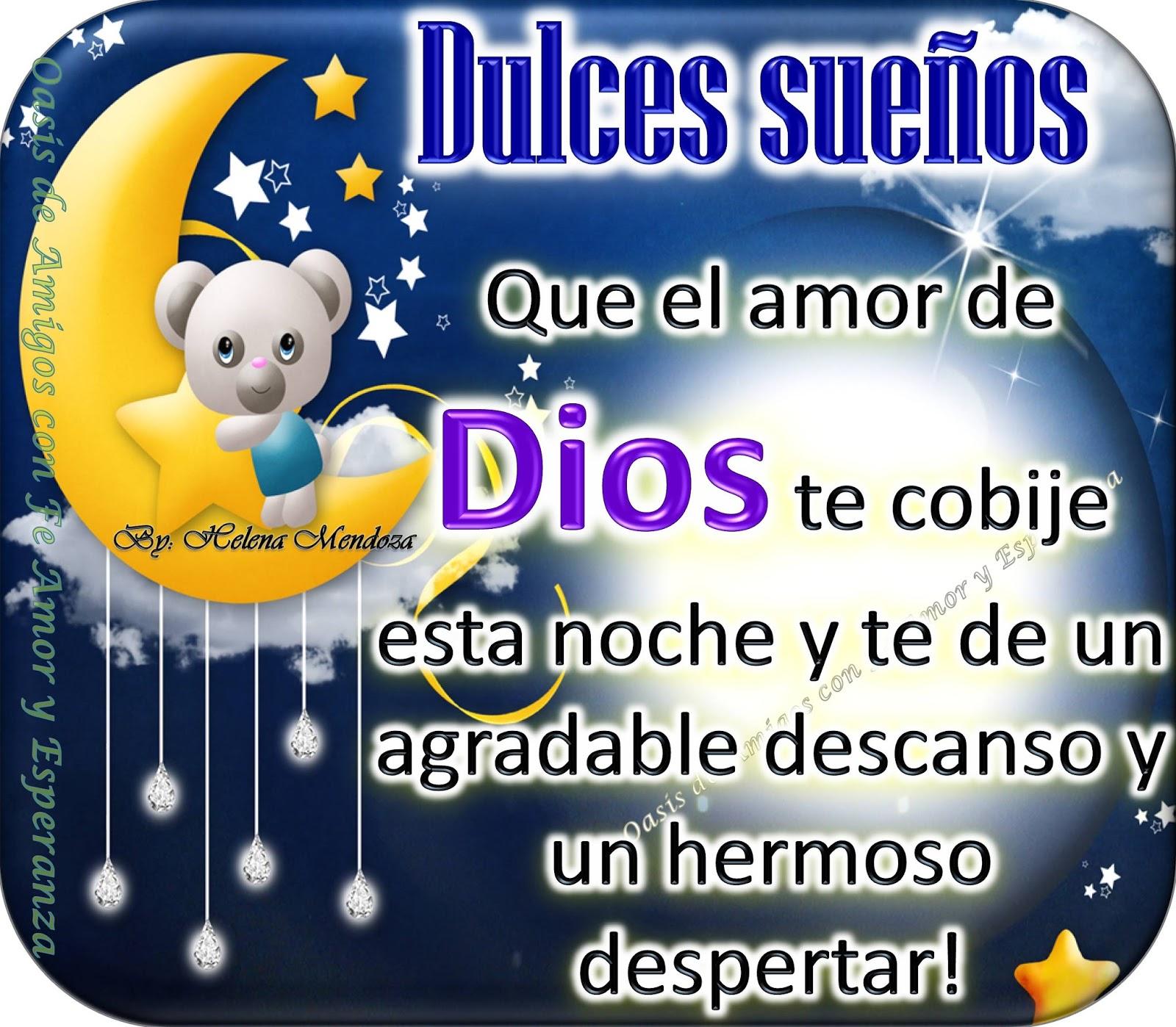 Buenas Noches Amor Mio Dios Te Bendiga 89605 Loadtve