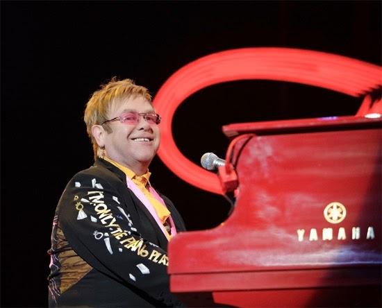 nome verdadeiro do Elton John