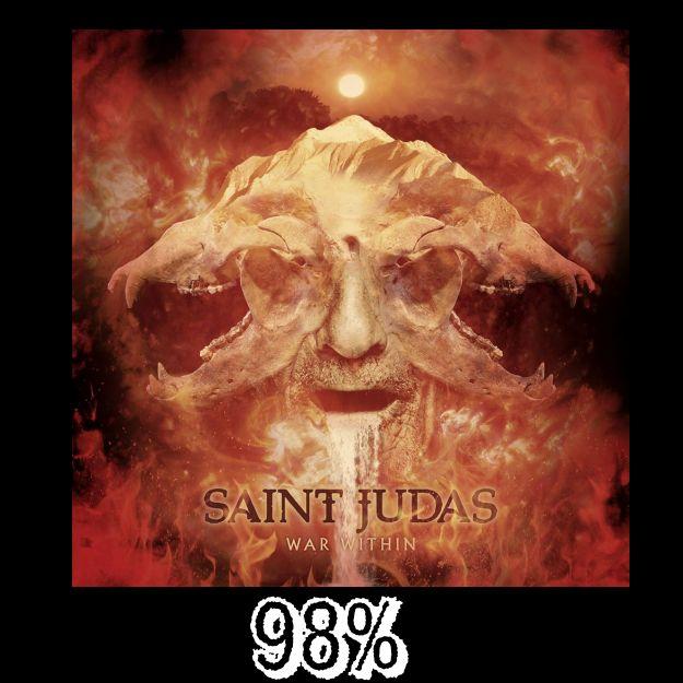Reviews: Saint Judas – War Within
