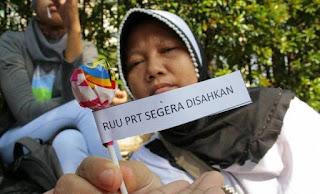 Siti Badriyah manta TKI