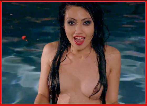WOMEN FROM DC MOVIES AND SERIES NUDE CHASTY BALLESTEROS
