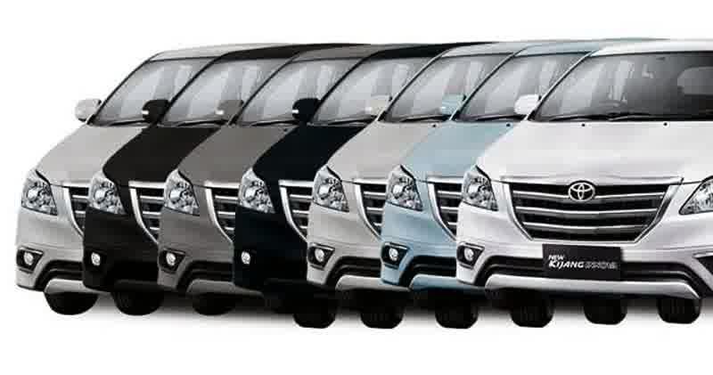 Pilihan Warna Grand New Avanza 2017 Type E Urutan Mobil Paling Laris Sepanjang Masa Terbaru