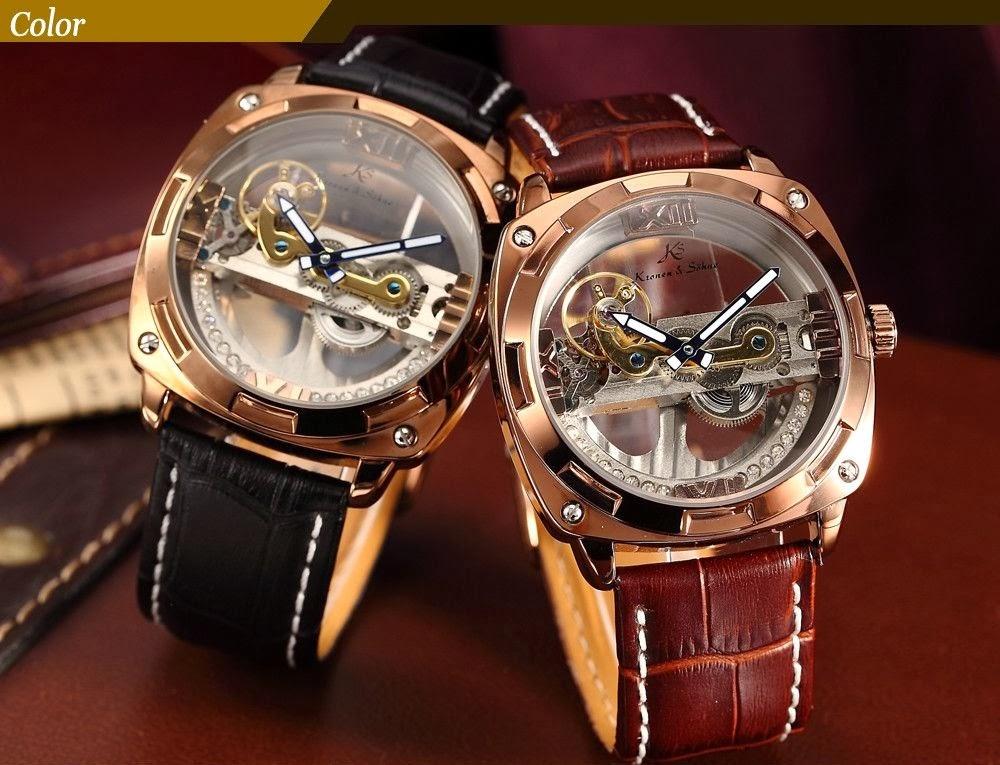 736b1bcfd2d ... é de uma beleza surreal e totalmente diferente de qualquer outro estilo  jamais visto (pelo menos para mim). Esse relógio si quer é vendido no Brasil  ...