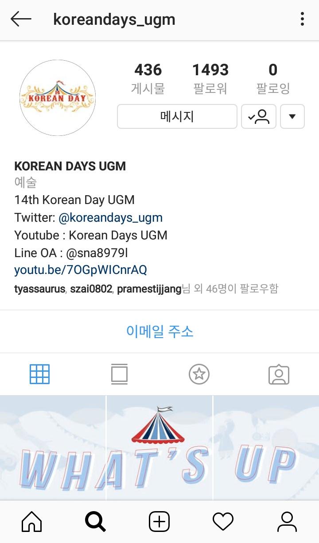Masuk Bahasa Korea UGM
