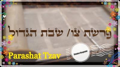Tzav Shabat hagadol