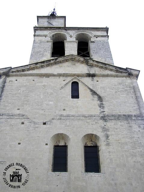 SAINT-PAUL-TROIS-CHATEAUX (26) - Cathédrale Notre-Dame (XIIe siècle)