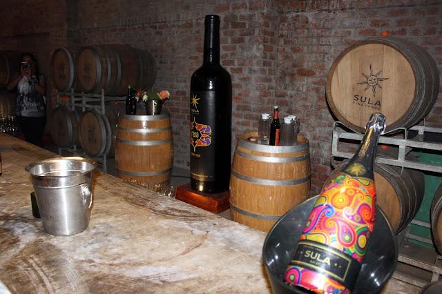 India, travel, mumbai, nashik, sula, vineyard, tour, experience, tasting, brick, wine