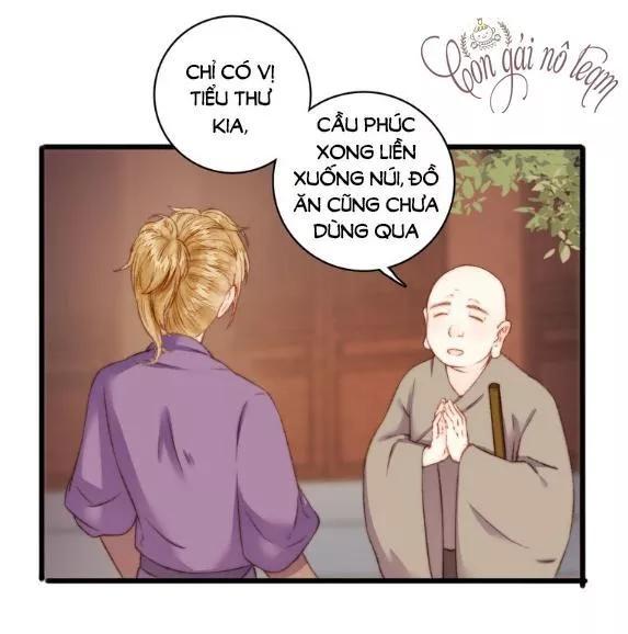 Nàng Phi Cửu Khanh - Thần Y Kiều Nữ chap 5 - Trang 21