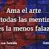 Ama el arte #cita