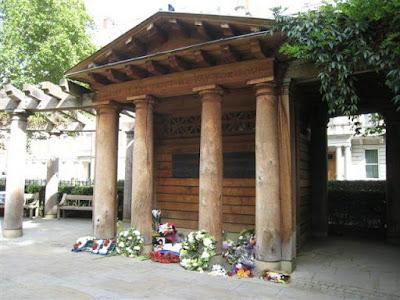 9/11 Memorial London UK World Trade Center Travel Blog