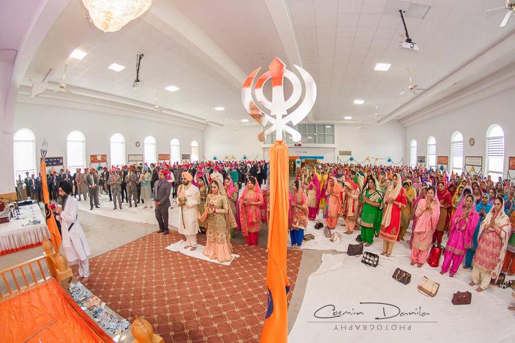 Simran karamvir punjabi wedding in camrose and edmonton edmonton indian wedding photography canada punjabi marriage pictures sikh wedding rituals gurdwara sri guru singh sabha junglespirit Images