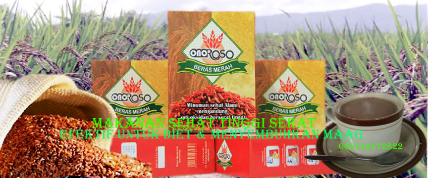 Original (serbuk beras merah) SBMN