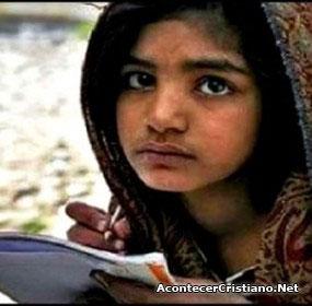 Niña Rimsha Masih acusada de blasfemia en Pakistán