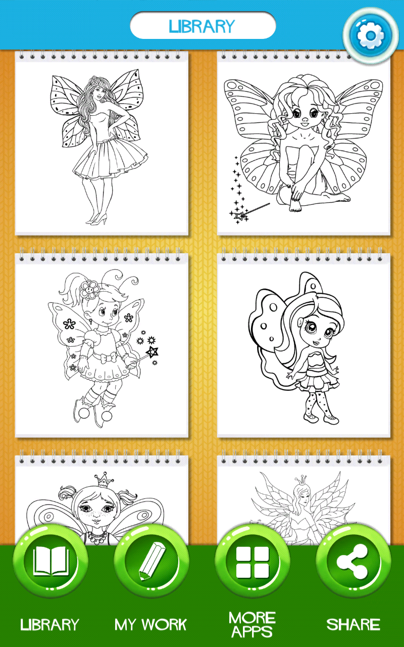 colority coloring books