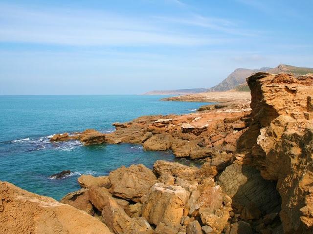 Coste Mediterraneo Nord Africa