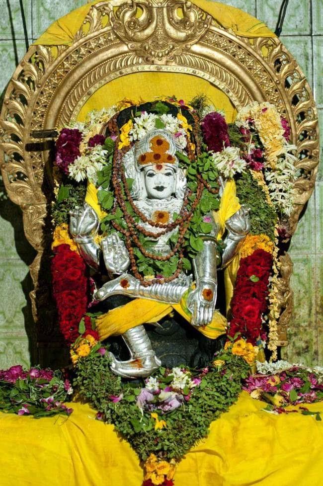 Pattamangalam Dakshinamurthy Main Deity