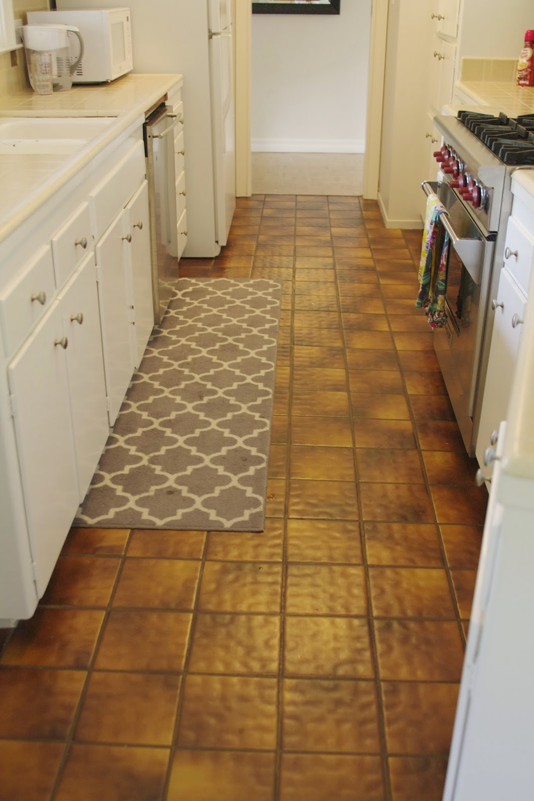 Temporary Flooring Simply Organized Simple Diy Temporary Kitchen Floors
