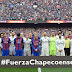Barcelona e Real Madrid homenageiam a Chapecoense antes do clássico