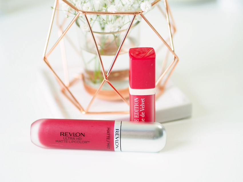 Revlon Ultra HD Matte Lip Color in Passion