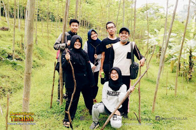 mahasiswa makrab jogja desa wisata tinalah kulon progo samigaluh 1