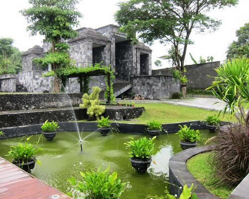Tinuku.com Sumberwatu Heritage Resort in cultural and natural concept to Prambanan temple and Mount Merapi unitary landscapes