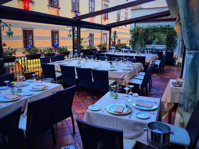 Restaurante Da Gemma em Amalfi