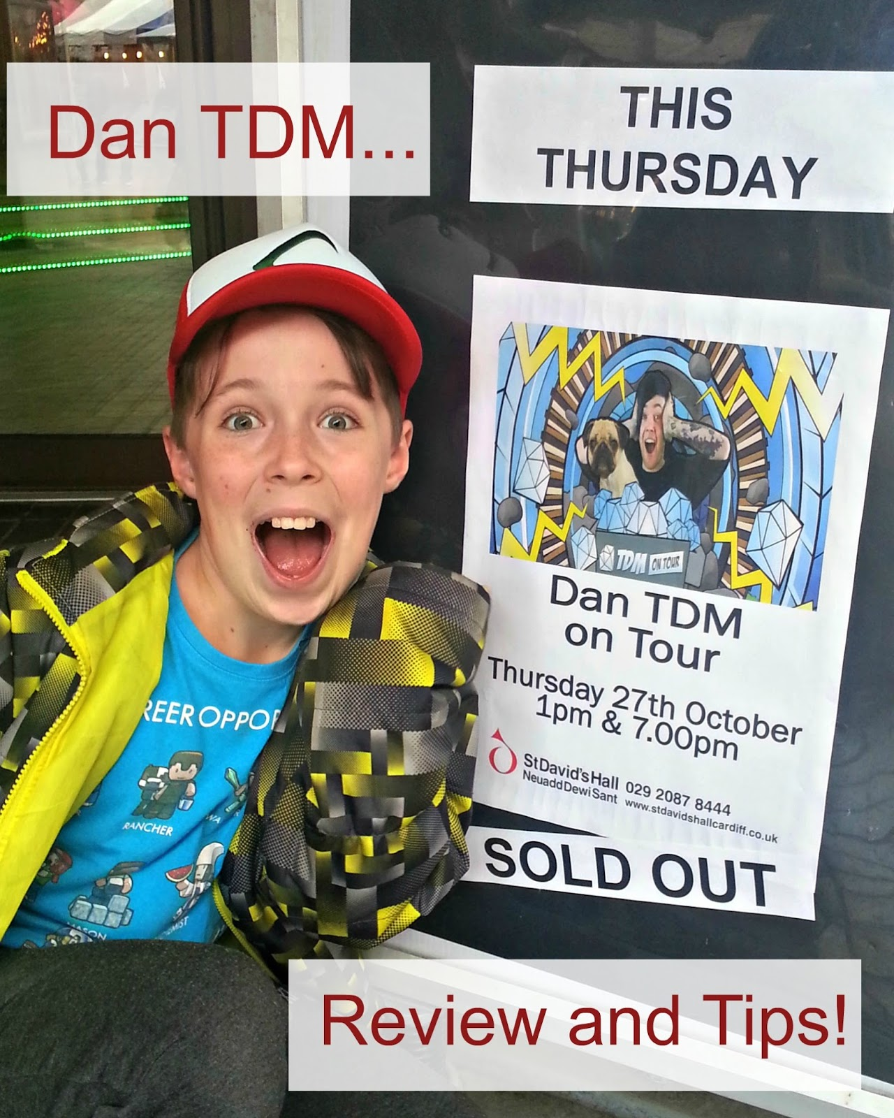 Dan Tdm On Tour  October