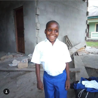 """<img src="""" Nigerian-Singer-Davido-builds-new-home-for-Utibe,-the-lucky-little-boy-he-discovered-singing-his-song-in-a-viral-video-(photos) .gif"""" alt="""" Nigerian Singer Davido builds new home for Utibe, the lucky little boy he discovered singing his song in a viral video (photos)  > </p>"""
