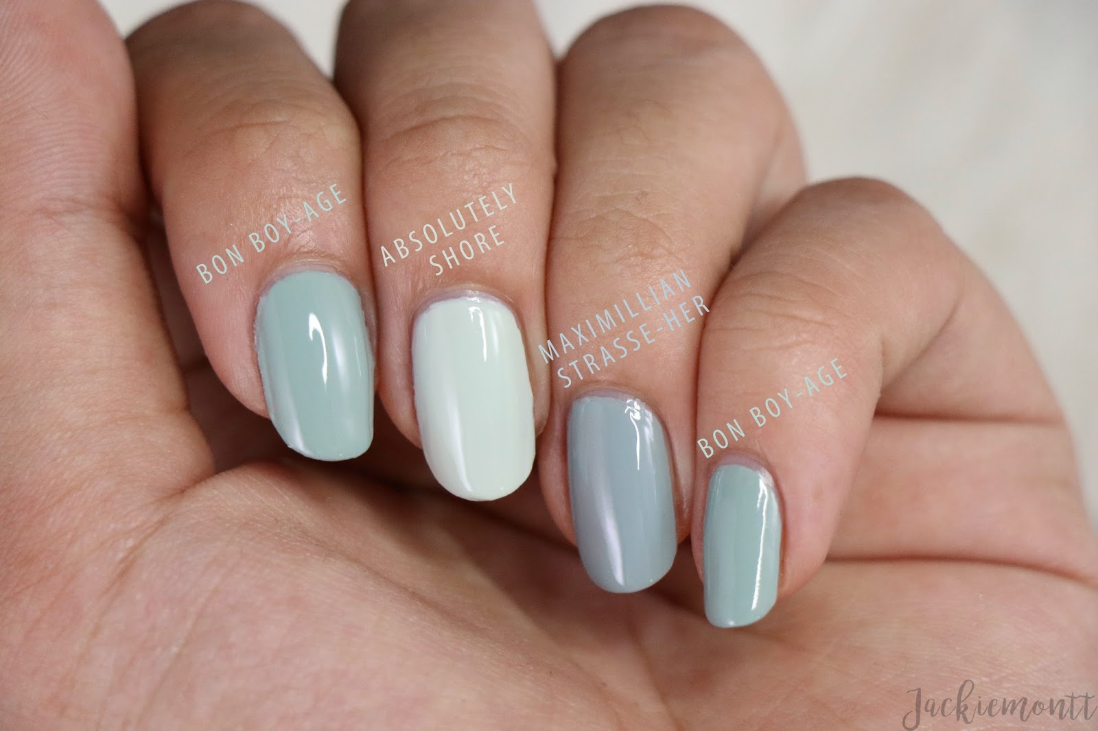 Essie Spring 2018 Swatches and Review - JACKIEMONTT