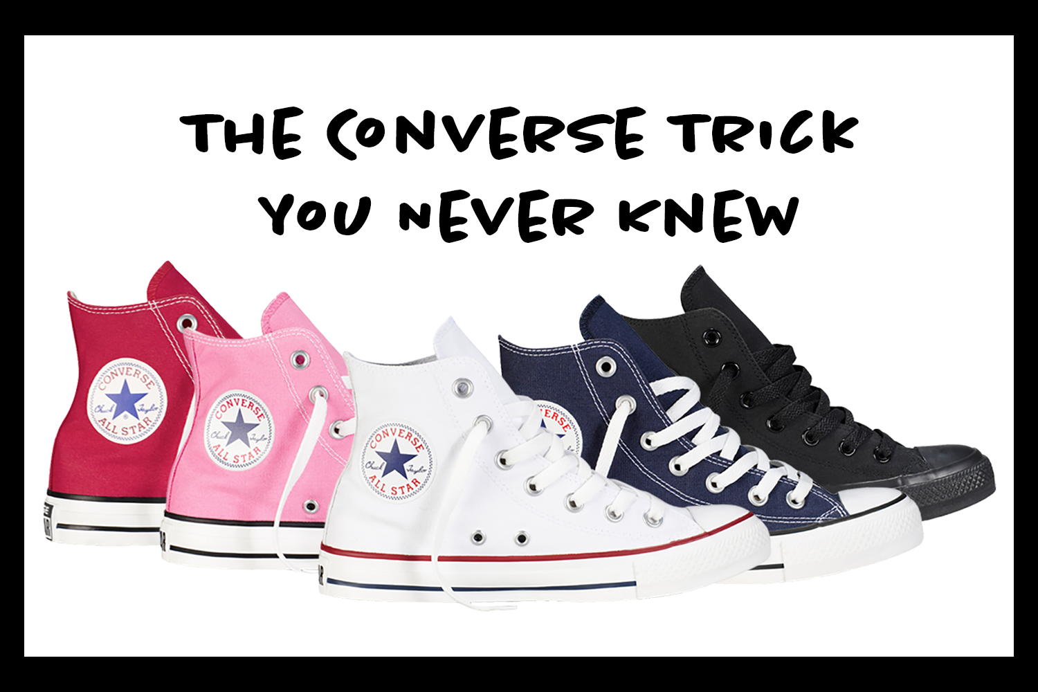 Our beloved Chuck Taylor s have been keeping a huge secret from us  and I  are here to expose them. Have you ever wondered what those two 2fe5654c1
