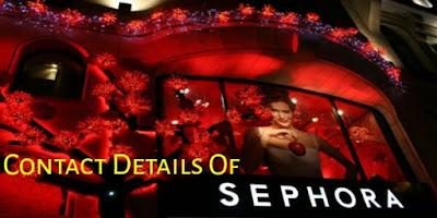 Sephora Customer Service Number, Sephora Contact