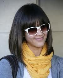 Blame It On The Fashion Hair Inspiration Bob W Fringe