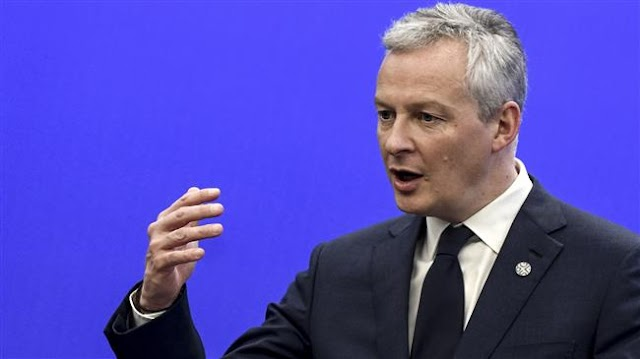Air France will disappear if it resists reforms: French Finance Minister Bruno Le Maire