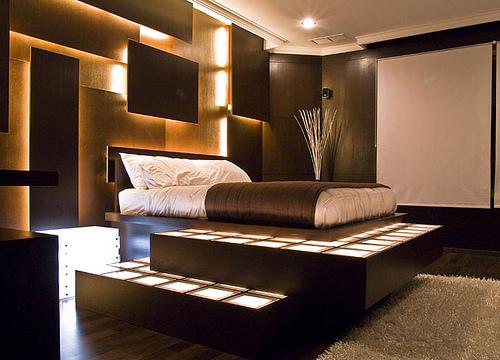 Hogares frescos 14 dormitorios minimalistas y frescos for Disenos de interiores de habitaciones