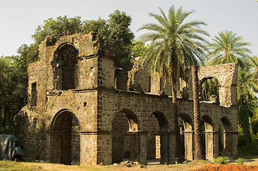 Vasai Fort A Significant Memory.