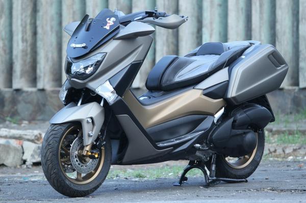 Doctor Matic Klinik Spesialis Motor Matic  Barang Baru Yamaha Nmax