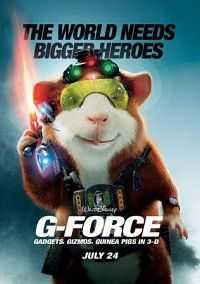 G-Force (2009) Hindi Dubbed Dual Audio Movie Download 300MB