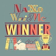 NaNoWriMo Winner 2015