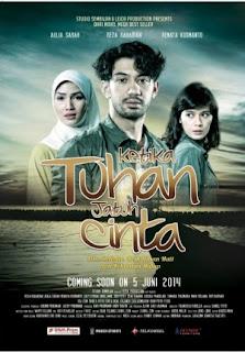 Download Ketika Tuhan Jatuh Cinta 2014 DVDRip