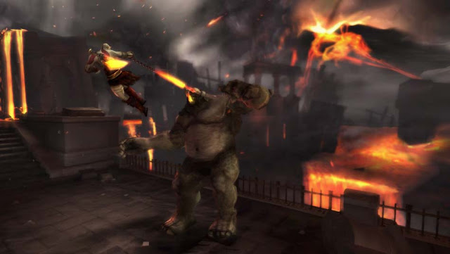 God of war ghost of sparta iso Free PSP Game2